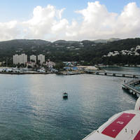 Jamaica - Docking